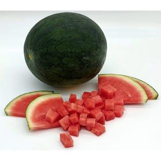 Melone - fest fleischig