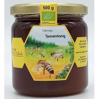 Bio-Tannenhonig (500 g)