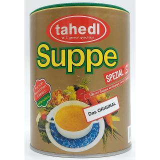 Tahedl-Suppe groß (180 Tassen)