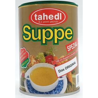 Tahedl-Suppe klein (73 Tassen)
