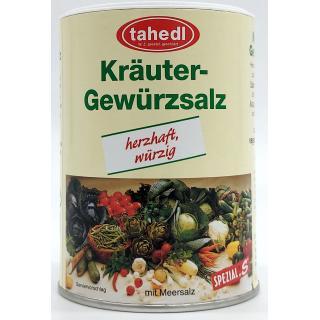 Tahedl-Kräutergewürzsalz (250 g)