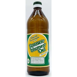 Sonnenblumenöl (0,75 l)
