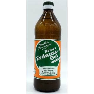 Erdnussöl (0,75 l)