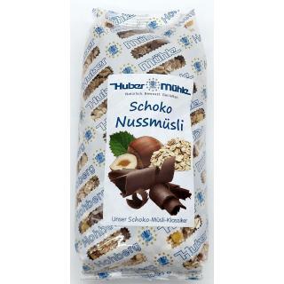Schoko-Nuss-Müsli (600 g)